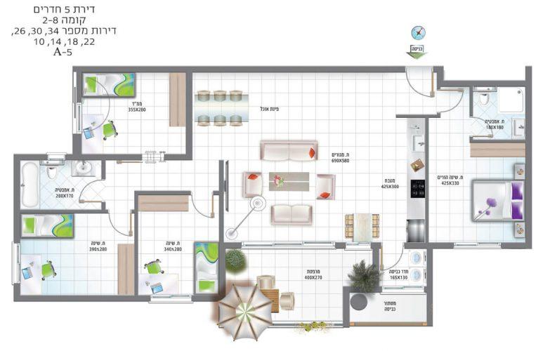 דירת-5-חדרים-קומות-2-8